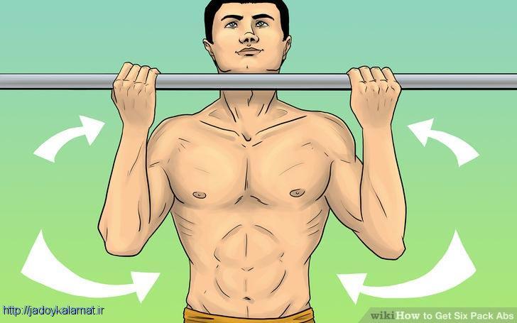 برای لاغری عضلات خود را تقویت کنید