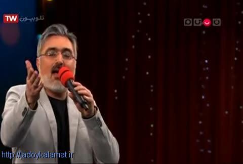 اجرای دو اثر از دکتر مسعود صابری در برنامه وقتشه