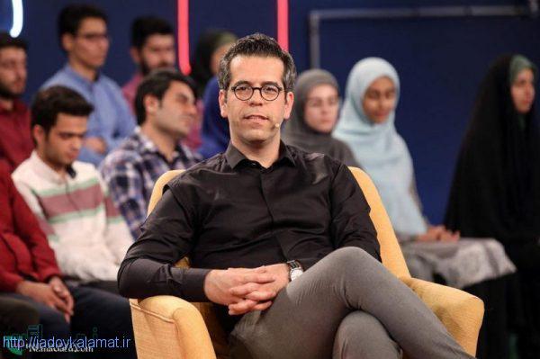 خندوانه قسمت نهم 21 اذر مهمان حمیدرضا شعبانی - جناب خان