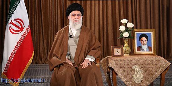 رهبر انقلاب|همراهی مردم در ۱۳بدر باورکردنی نبود