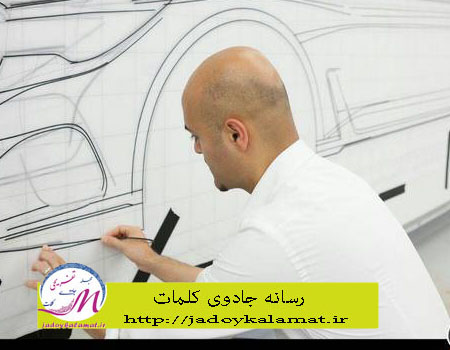 معرفی با طراح ایرانی خودرو بی ام و سری هفت 2016