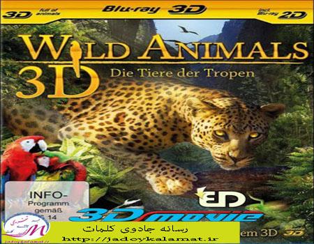 دانلود رایگان مستند سه بعدی حیوانات وحشی Wild Animals 3D