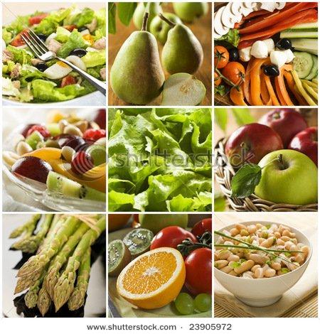 مواد غذایی و کالری آن ها +عکس