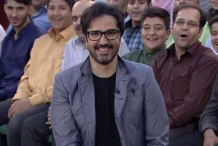 خندوانه  محمدرضا فروتن و جناب خان 13 مهر +دانلود