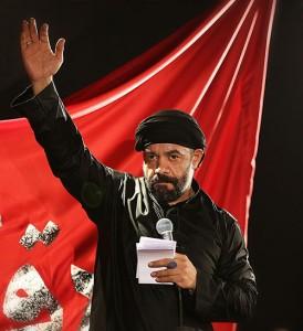 مداحی محمود کریمی در شب سوم محرم ۹۴+دانلود
