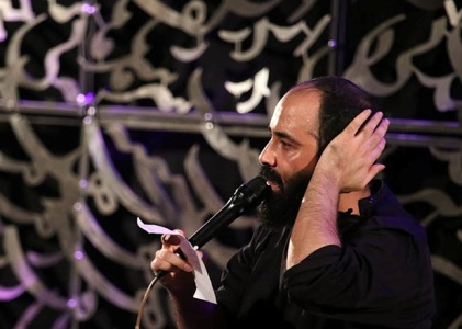 مداحی حاج عبدالرضا هلالی محرم ۹۴ هیئت الرضا (ع)+دانلود