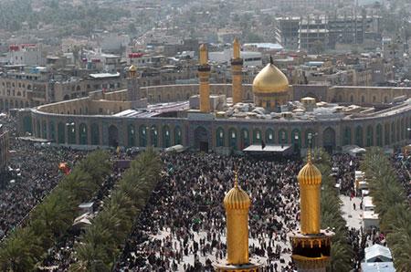 زیارت امام حسین علیه السلام در روز اربعین+فواید
